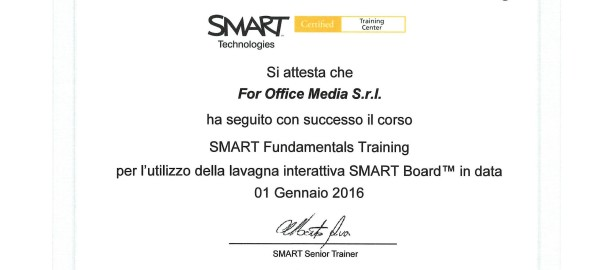 SMART Fundamentals Training