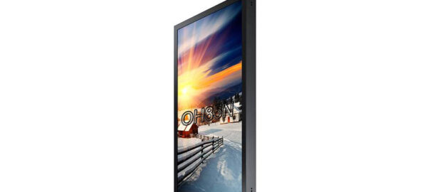 Samsung Smart Signage display OH85N