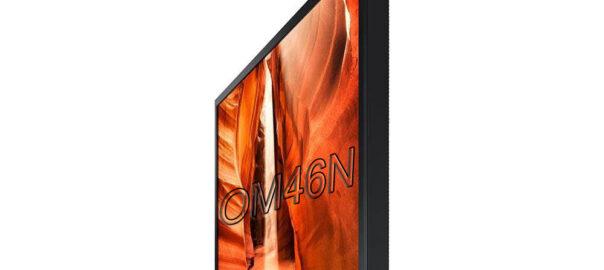 Samsung Smart Signage display OM46N