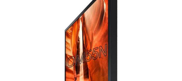 Samsung Smart Signage display OM75R